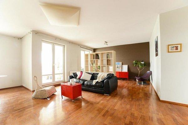 Apartament Z Widokowymi Tarasami - фото 7