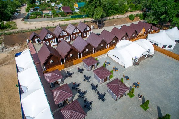 Гостиничный комплекс Атмосфера на Волге - фото 16