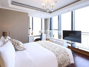Apartments Suning Auraya Service Apartment Nanjing