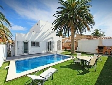 Апартаменты Rental Villa Alberes 35b - Empuriabrava, 2 bedrooms, 6 persons