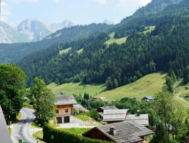 Апартаменты Rental Apartment BELVEDERE 2 - Le Grand-Bornand, 2 bedrooms, 6 persons