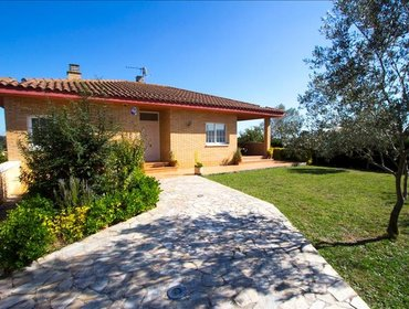 Гестхаус Amazing villa in Sils for 11 guests in the center of Costa Brava