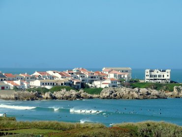 Апартаменты Stunning beach apartment in Baleal