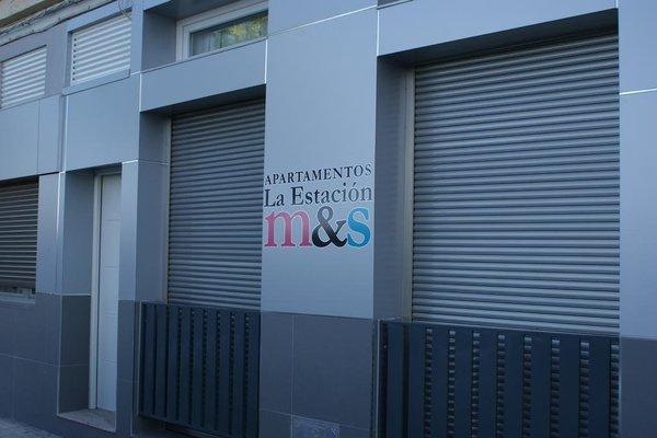 Apartments Estacion M&S - фото 12