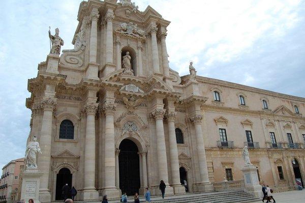 Talia Ortigia Apartment - фото 16