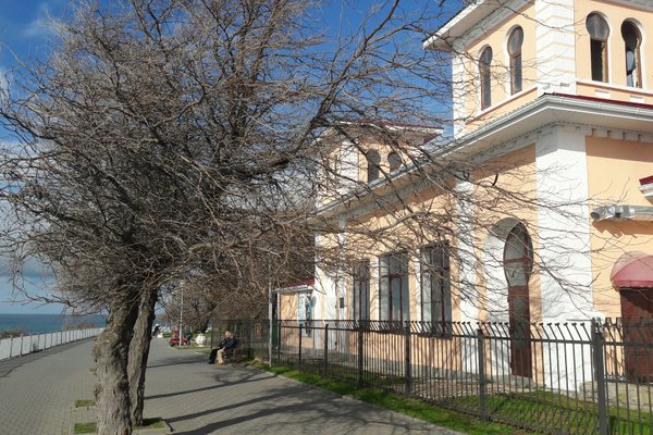 Санаторий «Маяк» - 19
