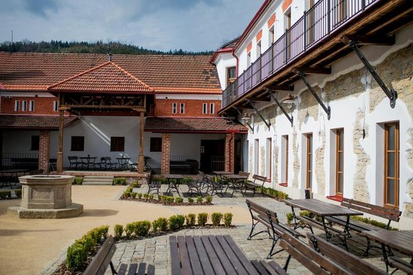 Hotel Na Zamecku - фото 19