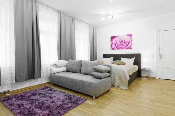 Grand Central Mitte Apartment - фото 20