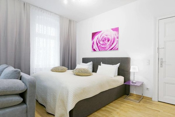 Grand Central Mitte Apartment - фото 21