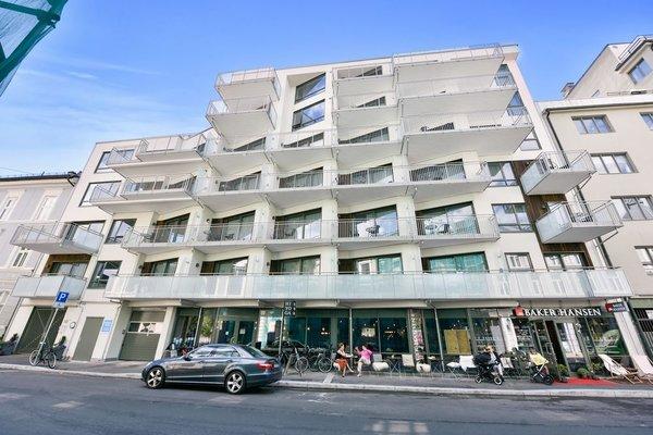 Oslo Apartments - Schultz Gate - фото 15