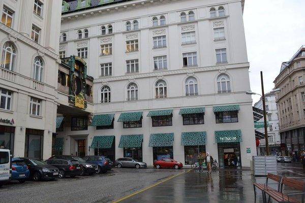 Goldfisch Apartment Hoher Markt - фото 4