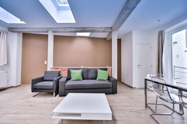 Compagnie des Sablons Apartments - фото 8