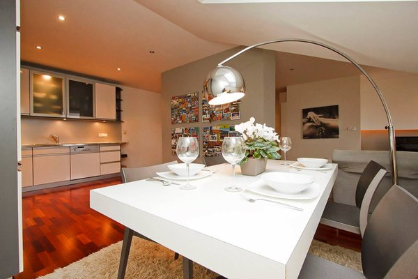 Luxury Penthouse Apartment - фото 15