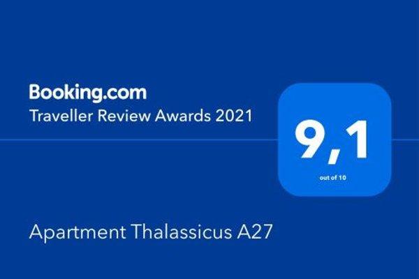 Apartment Thalassicus A27 - фото 16