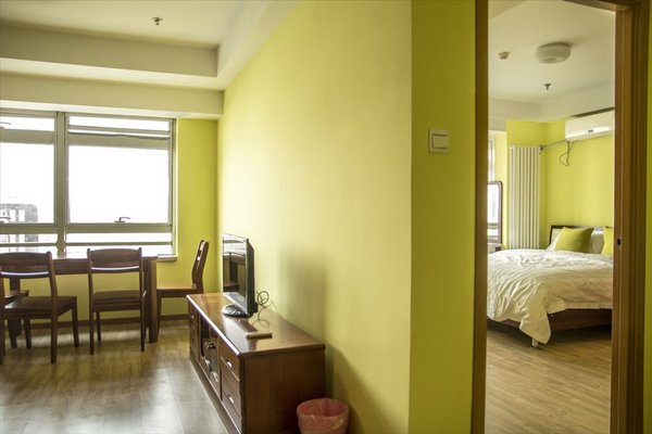 Rich and Young Serviced Apartment Beijing Guangqumen - 4