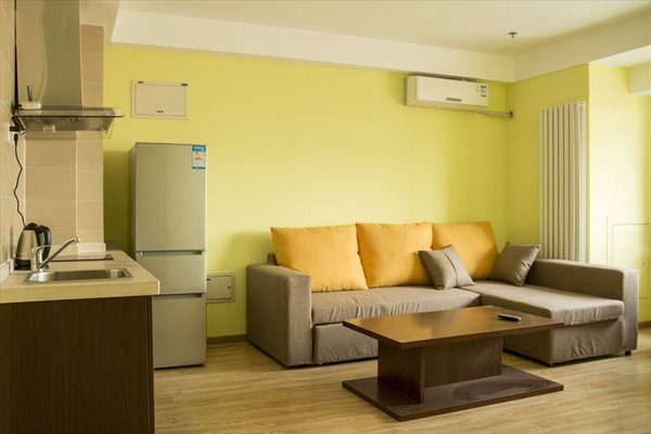 Rich and Young Serviced Apartment Beijing Guangqumen - 6