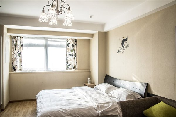 Rich and Young Serviced Apartment Beijing Guangqumen - 7