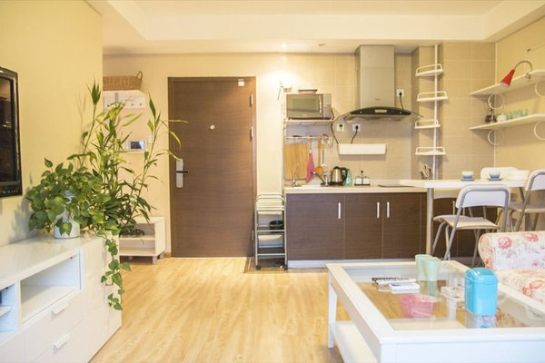 Rich and Young Serviced Apartment Beijing Guangqumen - 8