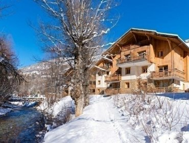 Апартаменты Rental Apartment Lagrange prestige 48X - Serre Chevalier, 4 rooms, 8 persons