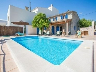 Апартаменты Rental Villa Can Fred - Lloret de Vistalegre, 4 bedrooms, 8 persons