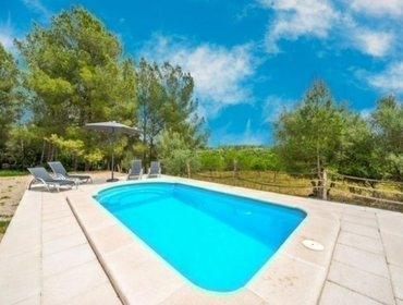 Апартаменты Rental Villa Ca Na Rafela - 0929 - Lloret de Vistalegre, 2 bedrooms, 4 persons