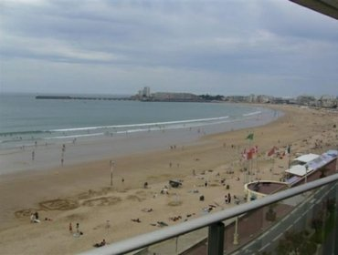 Апартаменты Rental Apartment Face a la grande plage avec vue superbe - Les Sables-d'Olonne, 2 bedrooms, 5 persons