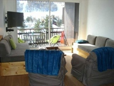 Апартаменты Rental Apartment Concorde - Serre Chevalier, 2 bedrooms, 8 persons