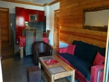 Апартаменты Rental Apartment Chalet du Janus - Montgenevre, 3 bedrooms, 6 persons