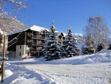 Апартаменты Rental Apartment Aiglon - Serre Chevalier, 1 bedroom, 4 persons
