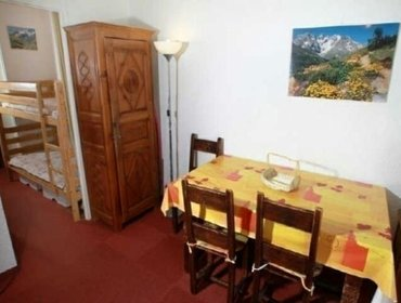 Апартаменты Rental Apartment Concorde - Serre Chevalier, studio flat, 4 persons