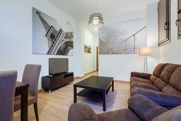 Hotel - Residencia Arriola - фото 11