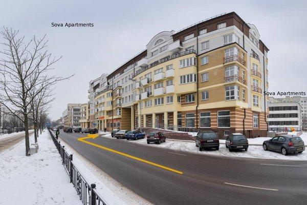 Apartment Bulvar Kosmonavtov 40 - фото 13