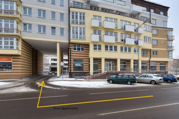 Apartment Bulvar Kosmonavtov 40 - фото 14