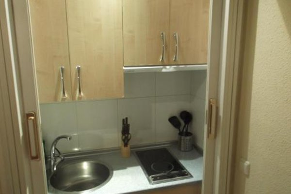 Campomanes Apartaments - фото 13