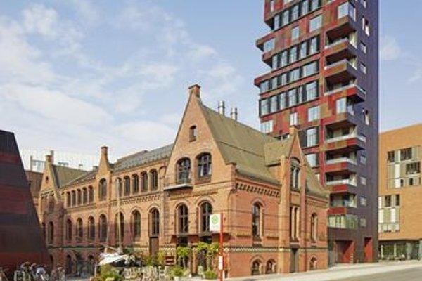 25hours Hotel Altes Hafenamt - фото 23