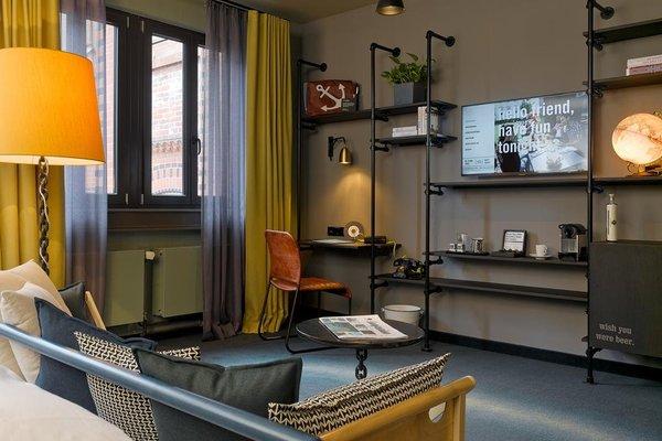 25hours Hotel Altes Hafenamt - фото 3