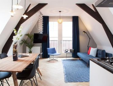 Апартаменты The Duke Boutique Apartments