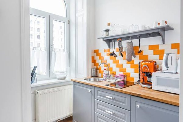Vienna-Vintage-Apartment - фото 17