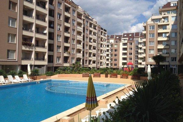 Apartment Perlichka 1 - фото 14