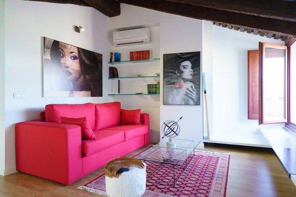 Plaza Redonda Apartments - фото 10