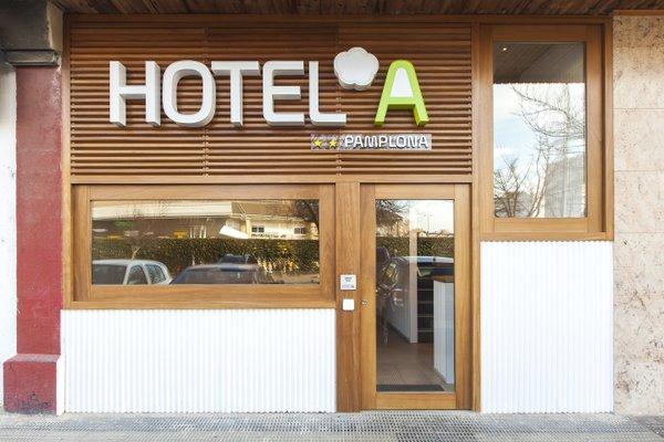 Hotel A Pamplona - 21