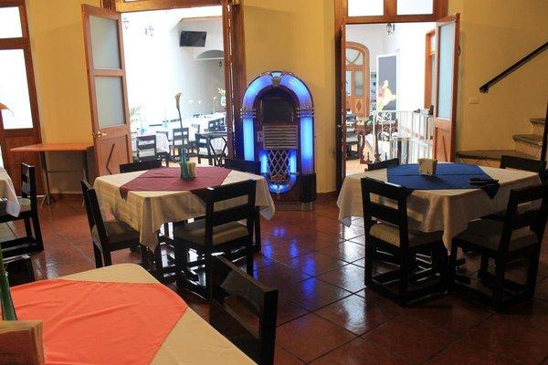 Hotel Juarez del Centro - фото 14