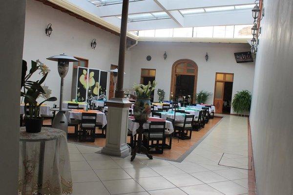 Hotel Juarez del Centro - фото 16