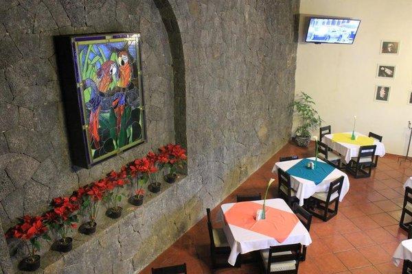 Hotel Juarez del Centro - фото 19