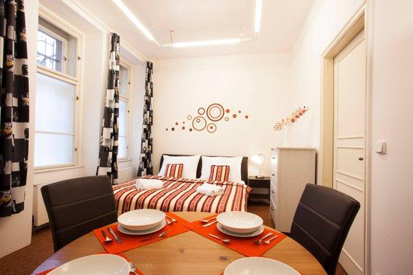 Vltava Apartments Prague - фото 15
