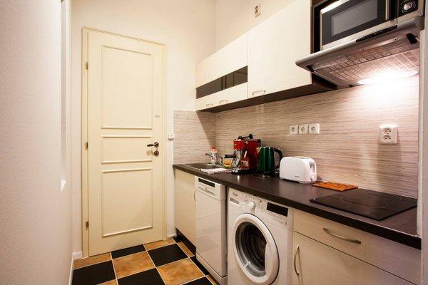 Vltava Apartments Prague - фото 23