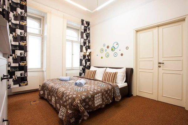 Vltava Apartments Prague - фото 7