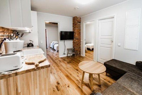 Karusselli-Supeluse Apartment - 8