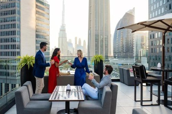 Four Seasons Hotel Dubai International Financial Centre - фото 16