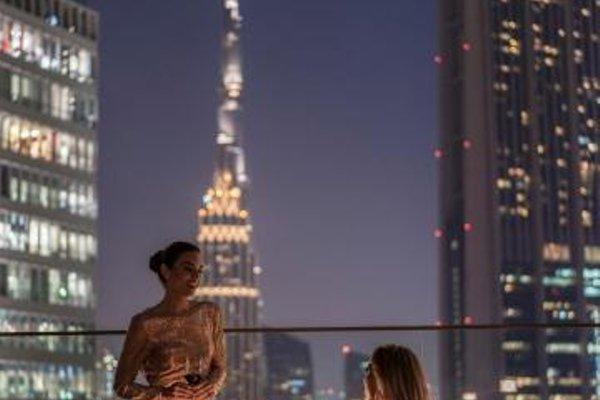 Four Seasons Hotel Dubai International Financial Centre - фото 21